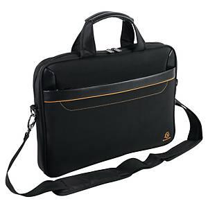 Exacompta Exactive 17434E laptoptas, voor laptop tot 15,6 inch, zwart
