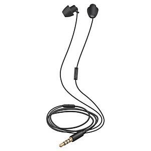 Kopfhörer Trust 23255 Ozzo Ultra Soft, schwarz