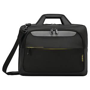 CityGear 12 -15.6  Topload Laptop Case - Black