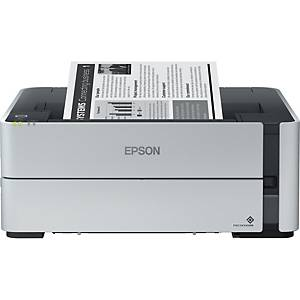 Skriver Epson EcoTank ET-M1170, blekk, sort/hvitt