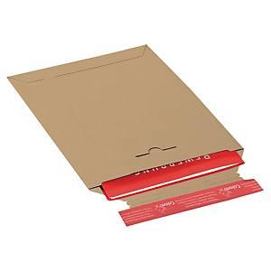 ColomPac® verzendenvelop, C4, bruin karton, zelfklevende sluiting, per stuk