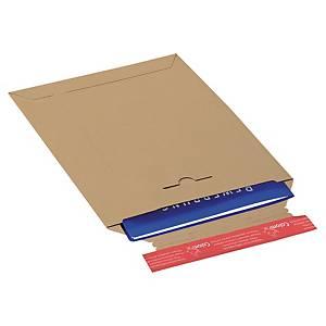 ColomPac CP014.04 Postal Pocket 245x345x30mm Brown