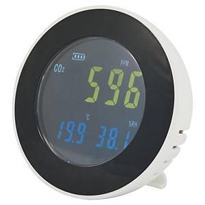 Cep CO2-Levegőminőség-ellenőrző monitor