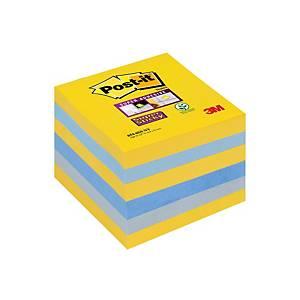 Pack de 6 block de notas Post-it New York - 76 x 76 mm