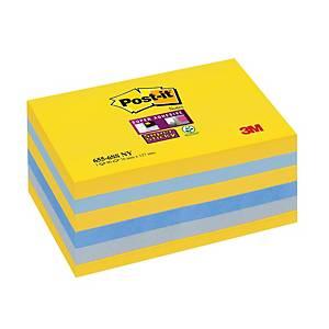 Pack de 6 block de notas Post-it New York - 76 x 127 mm
