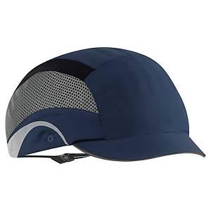 Nárazuvzdorná šiltovka JSP® Aerolite, šilt 2,5 cm, modrá