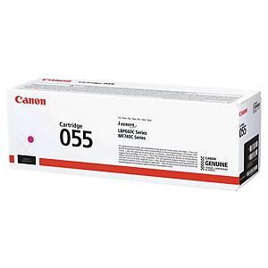 Cartouche de toner Canon CRG 055 - magenta