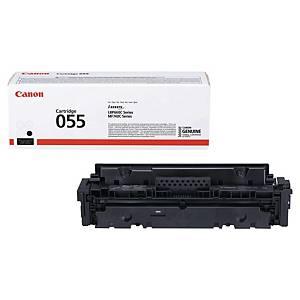 Cartouche de toner Canon CRG 055 - noire