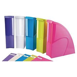 Stojak na katalogi CEP Gloss, miks kolorów
