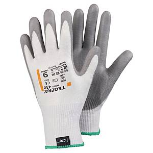 PAIR TEGERA 430 CUT PROTEC3 GLOVES 6