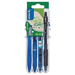 Pilot Green Set2Go Acroball, Rexgrip, B2P, G2