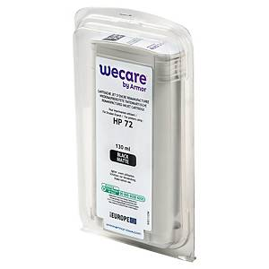 WeCare Compatible HP 72 Matt Black Ink Cartridge