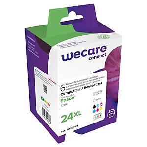Tusz WECARE zamiennik EPSON 24XL C13T24284010