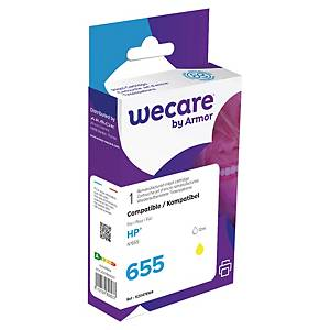 WeCare Ink/Jet Comp Cart HP CZ112AE Yllw
