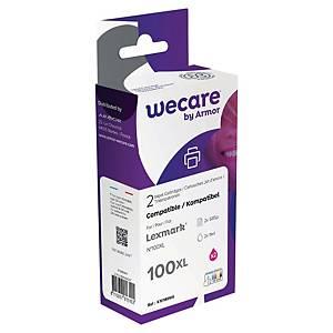 WeCare I/J Comp Lexmark 14N1070E Mag Pk2