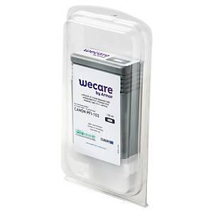WECARE kompatibilní inkoustová kazeta CANON PFI-102MBK (0894B001) matná černá