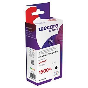 WECARE kompatibilní inkoustová kazeta CANON PGI-1500XL (9182B001) černá