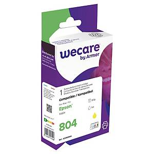 WeCare Compatible Epson T0804 Yellow Ink Cartridge
