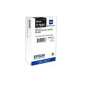 Cartuccia ink-jet rigenerata Wecare T789140 4000 pag nero