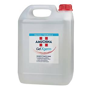 Gel antisettico Amuchina X-Germ disinfettante mani 5L