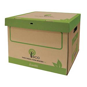 Bantex Eco FC Archive Box - 430x300x390MM
