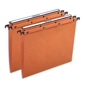 Oblique AZO 吊掛式文件夾 F4 V 型 - 每盒25個