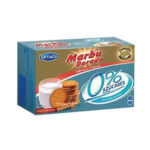Caja de 400 g - Marbú Dorada - 0% azúcar