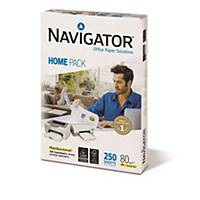 Navigator Home Pack Paper 80g A4 - Ream of 250 sheets