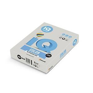 Papier IQ COLOR, A4 80 g/m², szary, 500 arkuszy