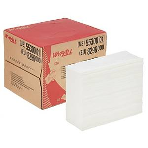 Wypall 8386 Wiping Cloths - Pack Of 200
