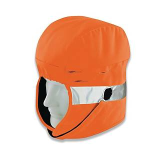 UVEX 9790068 WINTER CAP ORANGE