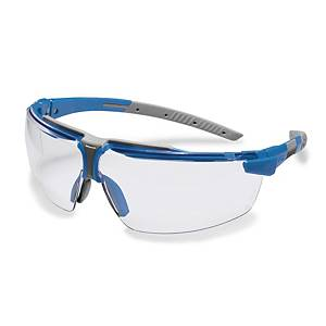 UVEX I-3 9190.065 S SAFETY SPECTACLES CLEAR