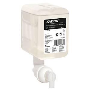 Katrin Pure Neutral 37780 kézkímélő habszappan, utántöltő patron, 500 ml
