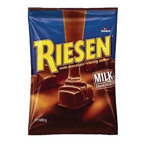 Chokolade Riesen mælk, 1000 g
