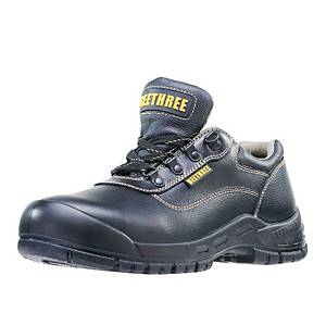 Bee Three 8831 Lace-Up Safety Shoes S3 - Size 43