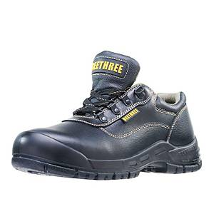 Bee Three 8831 Lace-Up Safety Shoes S3 - Size 46