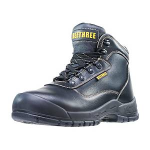 Bee Three 8832 Lace-Up Safety Shoes S3 - Size 43
