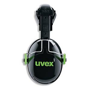 UVEX 2600201 K1H HELMET EARMUFFS 27 DB