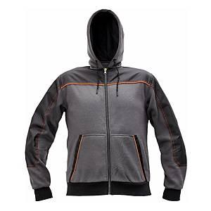 CERVA CREMORNE Sweatshirt, Größe L, grau