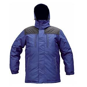 Zateplená bunda CERVA CREMORNE, velikost L, modrá