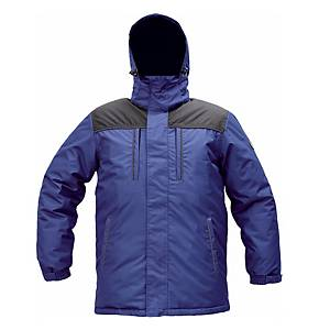 CERVA CREMORNE téli kabát, méret L, kék