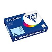 Kopierpapier Trophée 1798 A4, 80 g/m2, eisblau, Pack à 500 Blatt