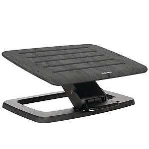 Fellowes 8055201 Hana Series Footrest Black