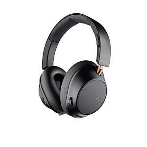 Casque sans fil Plantronics Backbeat GO 810, noir