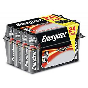 Energizer Power batterie LR3/AAA - boîte de 24