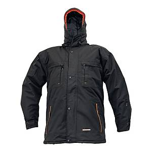 CERVA EMERTON JACKET XL BLK/ORGE