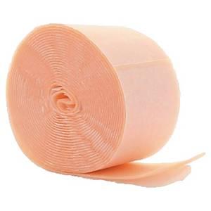 Bande de mousse Protectaplast autoadhésive - beige - 4,5 m x 6 cm
