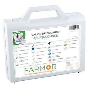 FARMOR FIRST AID W/CASE MULTI RISK