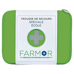 FARMOR FIRST AID W/CASE HV F/SCHOOL