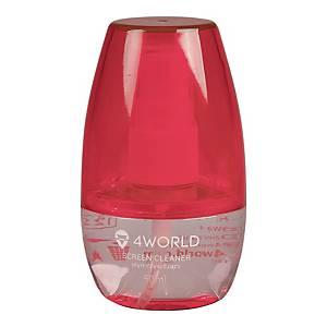 Zestaw czyszczący 4WORLD, 50ml różowy